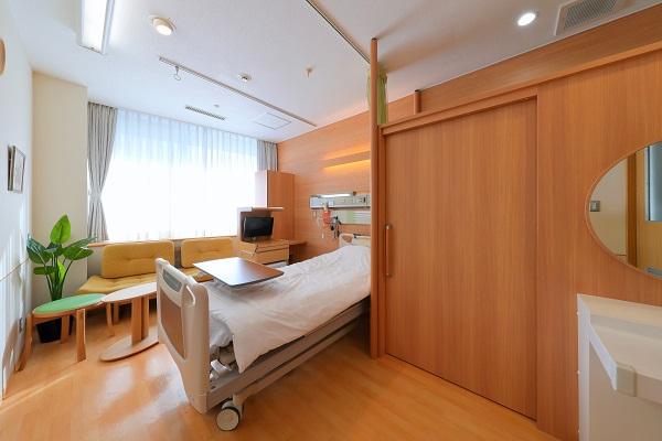 460病室