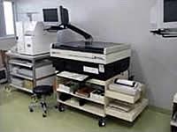 RI研究施設の写真