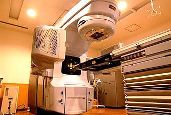 リニアック装置の写真