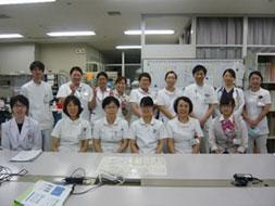 3階東病棟のスタッフの写真